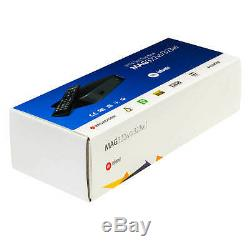 2 x Mag 322 W1 Set Top Box Multimedia Player Internet TV IP Console USB HDTV