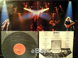 AC/DC LP FOR THOSE ABOUT TO ROCK, AUSTRALIEN, Beilage AUSTRALIA BOX SET, TOP