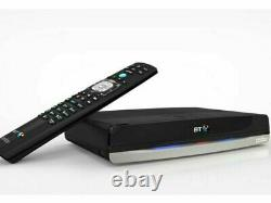 BT Youview+ Set Top Box T2100 with Twin HD Freeview and 7 Day Catch Up TV New