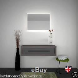 Bedroom Fitted Furniture 90cm Vanity Dressing Table Drawer Unit Grey & Silver