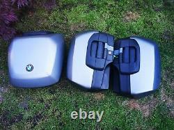 Bmw s1000xr Panniers and top box Set
