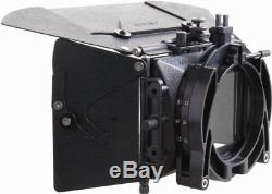 Cavision 3x3 Matte Box Set with Top & Side Flaps (New Version)