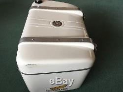 Craven Motorcycle Luggage Top Box and Panniers Matching Set
