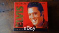 Elvis Presley The 100 Top-Hits Collection (5 CD Box-Set Club Edition) OOP
