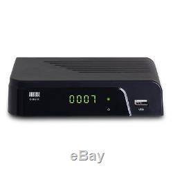 Freeview Box Recorder HD August DVB415 HDMI Set Top Box with PVR