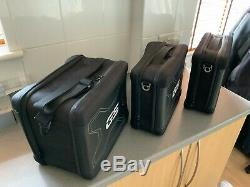 Genuine BMW Vario Inner Liner Bags full set R1200GS, Left, Right and Top boxes
