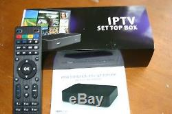 Iptv Mag250-mag254 Set Top Box With 12 Month Gift Warranty