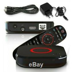 LATEST RELEASE Mag 324 W2 Set Top Box IPTV Linux HEVC Wifi and Bluetooth