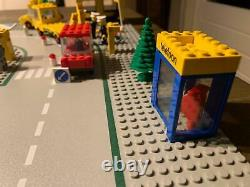 Lego 1590 Legoland Town ANWB Breakdown Assistance compl box instr top condition