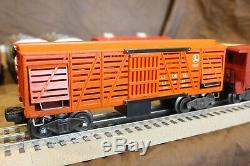 Lionel O gauge 2023 AA Union Pacific Gray top set lite caboose, no box