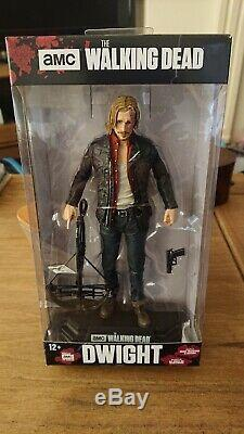 McFarlane The Walking Dead Colour Tops Figures Complete Set So Far All Boxed