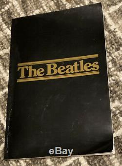 The BEATLES DELUXE BOX SET 16 CASSETTE Wooden Roll Top Collection Apple C4
