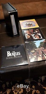 The Beatles 1988 Roll Top Complete Studio Box Set14 Sealed LP's Vinyl Records