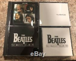 The Beatles Box Set With Wood Roll Top Box 16 Discs CD 1988