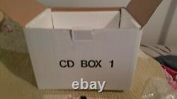 The Beatles Multiselection Box Set Parlophone 16xCD Roll Out Top Desk Brand New