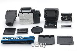 Top MintContax 645 AF Medium Format Film Camera All Boxed Set from Japan 626