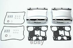 Top Rocker Box Set Contoured Style for Harley Davidson by V-Twin