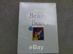 Vhs Top Find New (beauty And The Beast) Classic Black Diamond Boxed Set Sealed